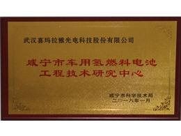 咸宁市工程技术研究中心