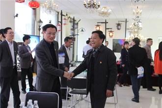 咸宁市委组织部来我公司考察支部党建和企业运营工作