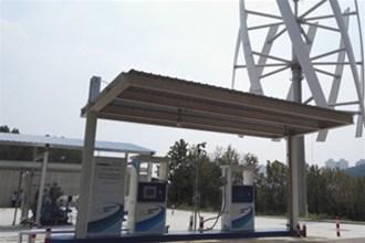 我国建成首座利用可再生能源制氢的70MPa加氢站