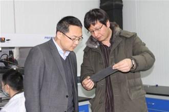 东风特汽专用车有限公司总经理李保才先生来我司考察