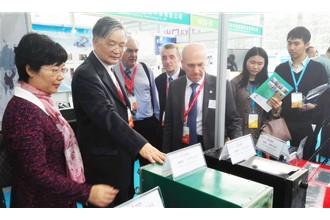 武汉金沙4166am官网公司参加国际氢能与燃料电池技术及产品推介会
